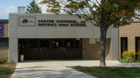 Center Dufferin District High School Shelburne Ontario