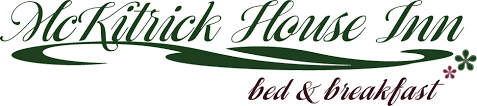 bed and breakfast McKitrick House Inn